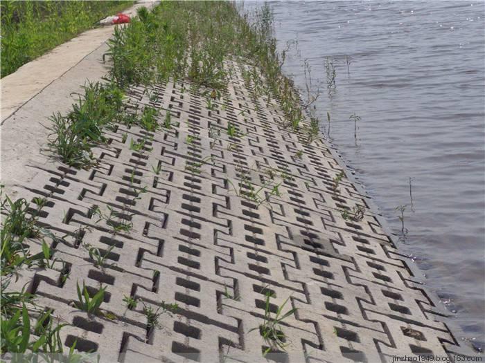 西安护坡砖施工